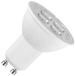 Powersave 5.5w / 50w GU10 2 Pin LED Dimmable Energy Saving Light Bulb