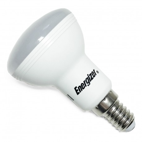 energizer 6w led r50 ses e14 bulb 40w equivalent non dimmable 2700k. Black Bedroom Furniture Sets. Home Design Ideas